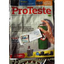 Revista Pro Teste 108- Inseticidas- Cdlandia