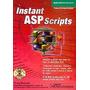 produto Instant Asp Script - Acompanha Cd-rom (2001 - Edição 1)