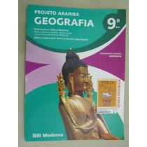 Geografia 9º Ano Projeto Araribá Livro Em Ótimo Estado (1a)