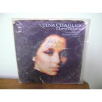 Disco Compacto Vinil Lp Tina Charles I Love To Love 1976