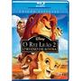 O Rei Leão 2: O Reino De Simba - (blu-ray)