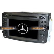 Central Multimidia Mercedes C180 200 A 2003 Dvd/gps/tv