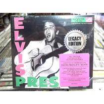 Elvis Presley 1956 Legacy Edition 2 Cd´s Importado Lacrado