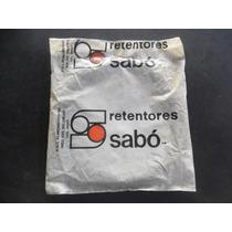 Retentor Externo Roda Traseira ( Sabó 02056br): Scânia Lk140