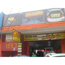 Kit Gnv Kombi Cindro 25m³ Usado 6meses Garantia Instalado