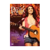 Paula Fernandes Ao Vivo Dvd