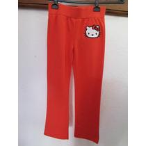 Calca Infantil Moleton Hello Kitty Importada!!!!!!