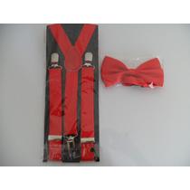 Suspensório +gravata Borboleta,super Promoção!!!!