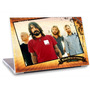 Skin Adesivo Notebook Foo Fighters Banda Rock Dj Skdi2729