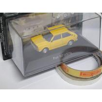Miniatura Fiat 147(1979) Carros Inesqueciveis Do Brasil Ed08