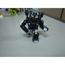 Transformers Barricade Modelo 22 Animated Em Latex, Raro !!!