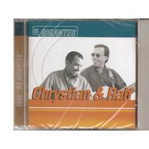 Cd - Chrystian E Ralf - Os Gigantes - Lacrado