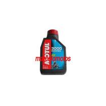 Oleo Motul 3000 4 Tempos 20w50 (1000 Ml)