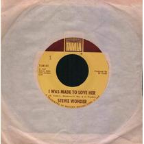 Stevie Wonder _ Compacto Raro Em Vinil De 1967 _ Frete Free!