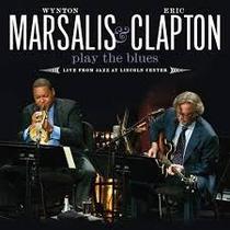 Cd Wynton Marsalis & Eric Clapton Play The Blues