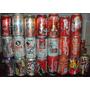 Latas Latinhas Coca Cola Coke Especiais E Raras - Promoção
