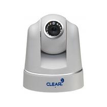 Clear Câmera Ip ¼ Cmos, 300k Pixels, M-jpeg, Pan/tilt
