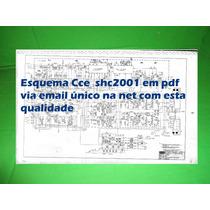 Esquema Receiver Cce Shc2001 Shc 2001 Em Pdf
