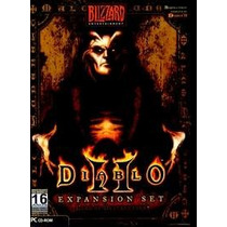 Game Pc Diablo 2 Lord Of Destruction Pacote Expansão Cd-rom