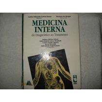 Livro Medicina Interna Do Diagnóstico Tratamento Leivas 95