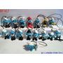 Kinder Ovo - Coleção Completa - Smurfs Futebol ( Edeka)