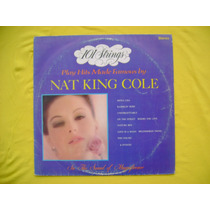 Lp Nat King Cole- P/1983-play Hits Made Farmous By