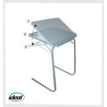 Table Mate - Mesa Multi Posições Dobrável 18x1 Vedor