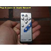 Controle Remoto Do Toca Cd Jvc Modelo Rm-rk60