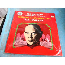 Lp Zerado O Rei E Eu Yul Brynner The King And I Capa Dupla