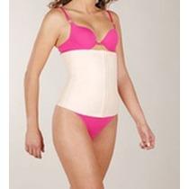 Cinta Modeladora Feminina Modelador Esbelt Borracha/cotton