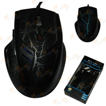 Mouse Gamer Legend Usb 3200dpi Optical Hybrid Pro Gaming