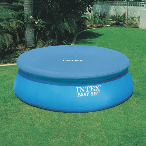 Piscina intex 10681 litros completa bomba filtro escada for Accessoire piscine intex gifi