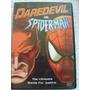 Dvd Desenho Marvel Homem Aranha X Demolidor Original Inglês