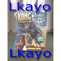 Boneco Super Articulado Gripping Kong Vs Weta Rex - Gulliver