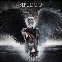 Cd Sepultura - Kairos Com Duas Faixas Bônus + Dvd