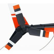 Rotor Traseiro Helicoptero Walkera Hm-cb180-z-02 Tail Rotor
