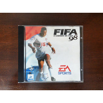 Fifa 98 Road To Worldcup Pc Game - Ea Sports