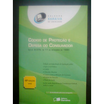 R/m - Livro - Código De Proteção E Defesa Do Consumidor