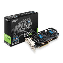 Placa De Vídeo Geforce Gtx970 Oc 4gb Ddr5 Gtx970oc 256 Bits