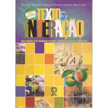 Texto E Interação - William Roberto Cereja E Thereza Cochar