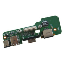 Placa Power Dc Board Com Usb, Vga, Rj45 Para Dell 1545 1546