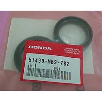 Retentor Garfo Bengala Jg Cbx750 Cb900 Cbx1050 Gl1100 Honda