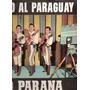 Lp Trio Parana Canto Al Paraguay