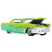 56 Mercury Hot Wheels 2010 Lacrada No Blister