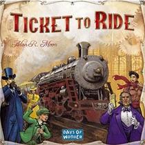 Ticket To Ride - Ticket To Ride Europe (manual Em Português)