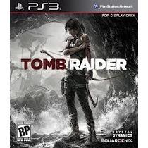 Jogo Novo Tomb Raider (2013) Em Português Para Playstation 3
