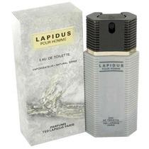 Perfume Importado Ted Lapidus Pour Homme Edt 100ml Original