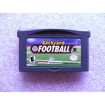 Blackyard Football Original Americano! Só R$15.00! Barato!