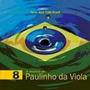 Cd A Música De Paulinho Da Viola - Série Jazz Café Brasil