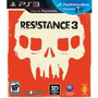 Jogo Exclusivo Sony Ps3 Resistance 3 Compativel Com Move 3d